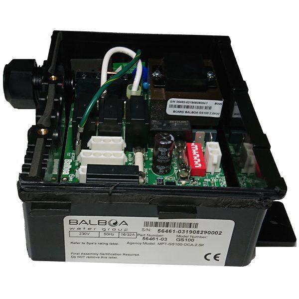 System GS100 för 3kW Balboa