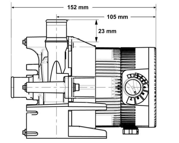 LAING Pump E10 ¾