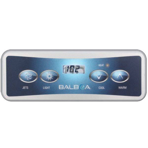 Spa Touch till Balboa GS Z system