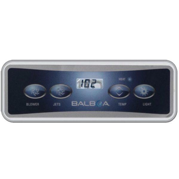 Spa Touch panel till de flesta Balboa GS kontrollsystem som slutar på Z (passar ej SZ eller DZ)